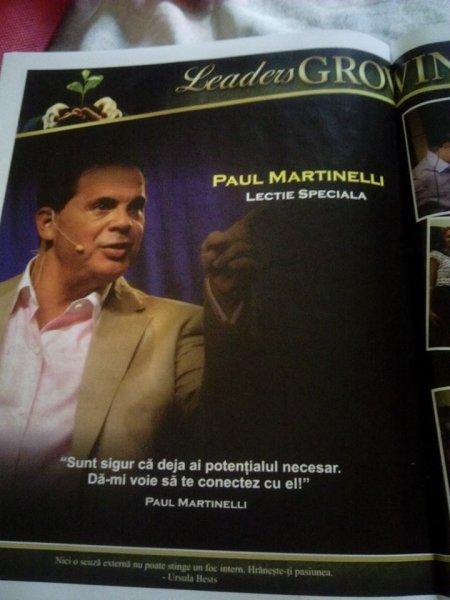 Paul potentialul